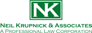 Neil Krupnick and Associates - personal injury law